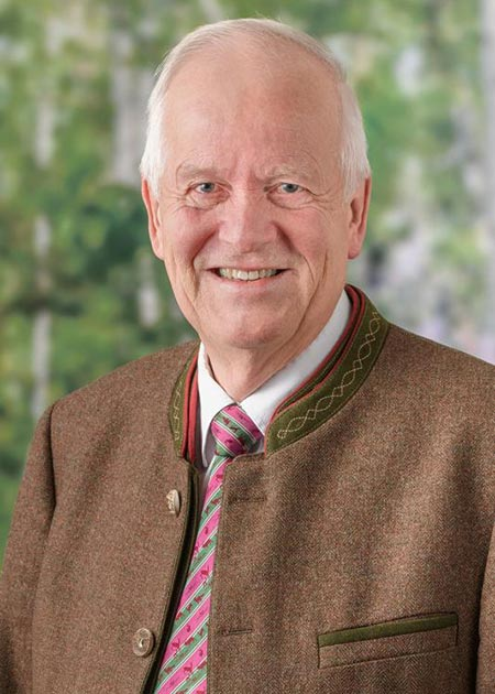 Volker Boehning - Präsident DJV